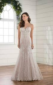 Essense Designs Australia Layered Lace Wedding Dress Essense Of Australia Wedding Gowns