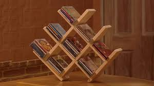 ... Fetching Dvd Wooden Rack Creative How To Build A CD YouTube ...