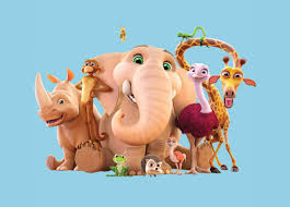 Animated Pictured Inside The Making Of 3d Animated Tv Series Munki And Trunk