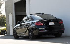 BMW Convertible bmw m235 test : BMW M235i gets a Darth Vader look