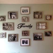 family picture wall decor little bits of home hallway gallery wall gallery walls gallery wall walls family picture wall decor
