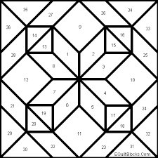 amish diamond in a square quilt pattern | all kinds all squared up ... & amish diamond in a square quilt pattern | all kinds all squared up all  those squares Adamdwight.com