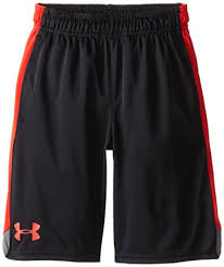 under armour shorts. under armour boys\u0027 eliminator shorts, black/graphite, youth x-small shorts e