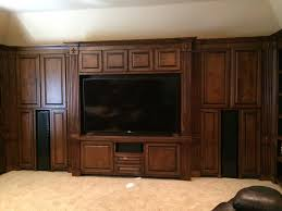 Image 10120 Cayuga Photo Of Wood Gem Dallas Tx United States Stained Maple Home Theater Yelp Stained Maple Home Theater With Bookcases Yelp