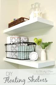 floating great storage solution pictures wall shelf no drilling shelves without drill