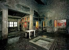 Resultado de imagen para viviendas domus romanos antiguos