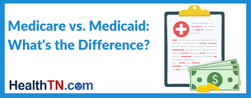 Medicare Vs Medicaid What Is The Difference Health Tn