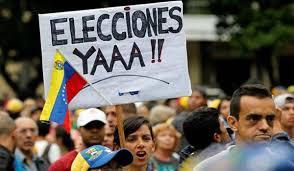 Bildergebnis für por elecciones libres