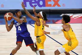 Maybe you would like to learn more about one of these? Olympic Basketball Update Team Usa Vs Australia Canceled Over Covid 19 Concerns Draftkings Nation