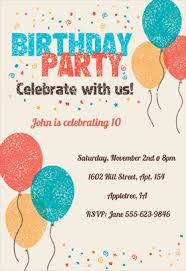 invitation for a party how to invite somebody for a birthday party eage tutor