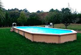 semi inground pool ideas. Semi Inground Pool With Deck Ideas For Pools Pictures Of . A