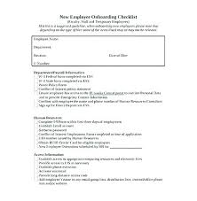 Employment Emergency Contact Form Employee Contact Form Template