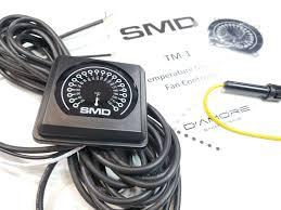 Steve Meade Designs Steve Meade Designs Temp Meter With Programmable Fan Output Tm 1f C