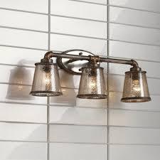 industrial bathroom lighting. Fillmore 23 1/4\ Industrial Bathroom Lighting L