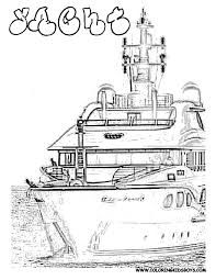 MOTOR BOAT COLOURING PAGES Â« All Boats