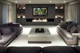 cozy modern living room with fireplace. YOU MAY ALSO BE INTERESTED IN: Amazing Rugs To Decorate Your Living Room With. Tags: Modern Fireplace Cozy With O