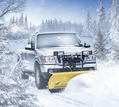 fisher® snowplows spreaders fisher engineering homesteader straight blade snowplow