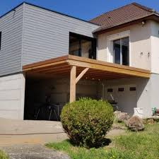 construction ossature bois ib