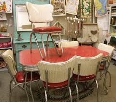 vintage formica dinette sets s dining table round dining table set retro diner