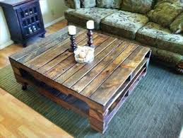 15 Adorable Pallet Coffee Table Ideas  Furniture  Pinterest