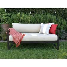 outdoor sofa cushions outdoor couch cushions canada