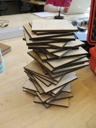 Making A Slide How To Make A Wooden Sliding Puzzle 9 Steps With Pictures