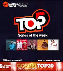 Top 5 Music Chart Week 2 June 2019 Declareworld