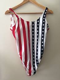 Hollister Swimsuit Swimming Costume One Piece Usa American