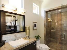 contemporary guest bathroom ideas. Bathroom:Classy Modern Guest Bathroom Design With Wall Lights Also Walk In Shower Classy Contemporary Ideas S