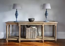 hall table furniture. Weathered Oak Hall Console Table Furniture O