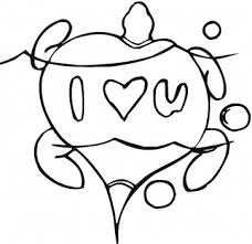 Small Picture paolomacca I Love You Coloring Pages