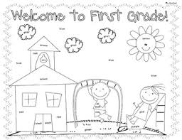 1st Grade Coloring Pages Free Printable Coloring Pages For 1st