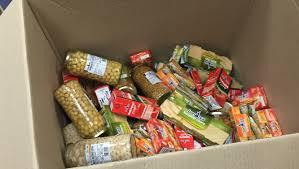 Resultat d'imatges de recogida alimentos  ajuda'ns a ajudar
