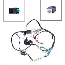 chinese 7 wire ignition switch diagram wirdig diagram chinese atv wiring harness diagram 4 wheeler ignition switch