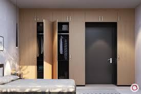 hinged doors or sliding doors wooden swing door