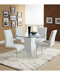 glass dining table and 4 chairs white glass dining table 4 chairs attractive white round dining table 4 legs