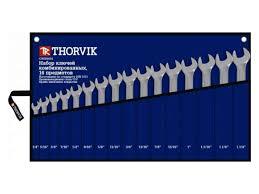 <b>Набор</b> ключей Thorvik CWIS0016 - Чижик