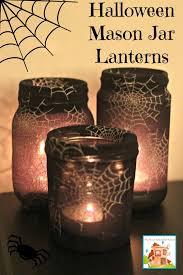crafts mason jar lanterns