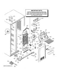 wiring diagram ge refrigerator gss25lgmbww wiring discover your parts for ge gss25lgmbww refrigerator appliancepartspros
