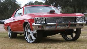 Veltboy314 - 1970 Chevy Impala On 26