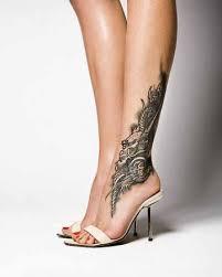 Kotník Tetování1jpg Motivy Tetování Vzor Tetování