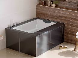 Could Make The Bathroom A Wet Room And Add A Shower On The Wall Square Japanese Soaking Tub