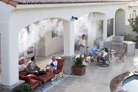 Patio Mister Systems To Fit Any BudgetBackyard Misting Systems