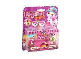 "<b>Игровой набор</b> 2 фигурки с аксессуарами ""<b>Kitty Club</b> Shopping ..."