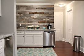 diy this beautiful barn wood wall