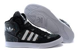 adidas basketball shoes womens. men\u0027s/women\u0027s adidas originals extaball high top leather basketball shoes core black b35643 womens a