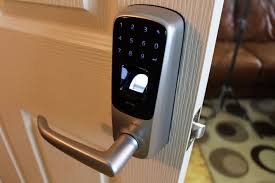 smart front door locksUltraloq Ul3 Smart Lock Quick Review  DIY Projects With Pete
