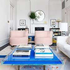 how to style your coffee table once and