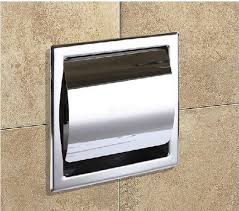 recessed toilet paper holder with cover. Interesting Toilet Fine Moen Recessed Toilet Paper Holder According Grand Article Inside With Cover S