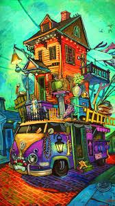 terrance osborne art new orleans artist evacuation plan